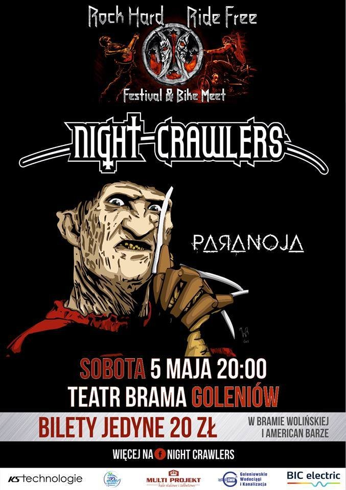 night crawlers paranoja