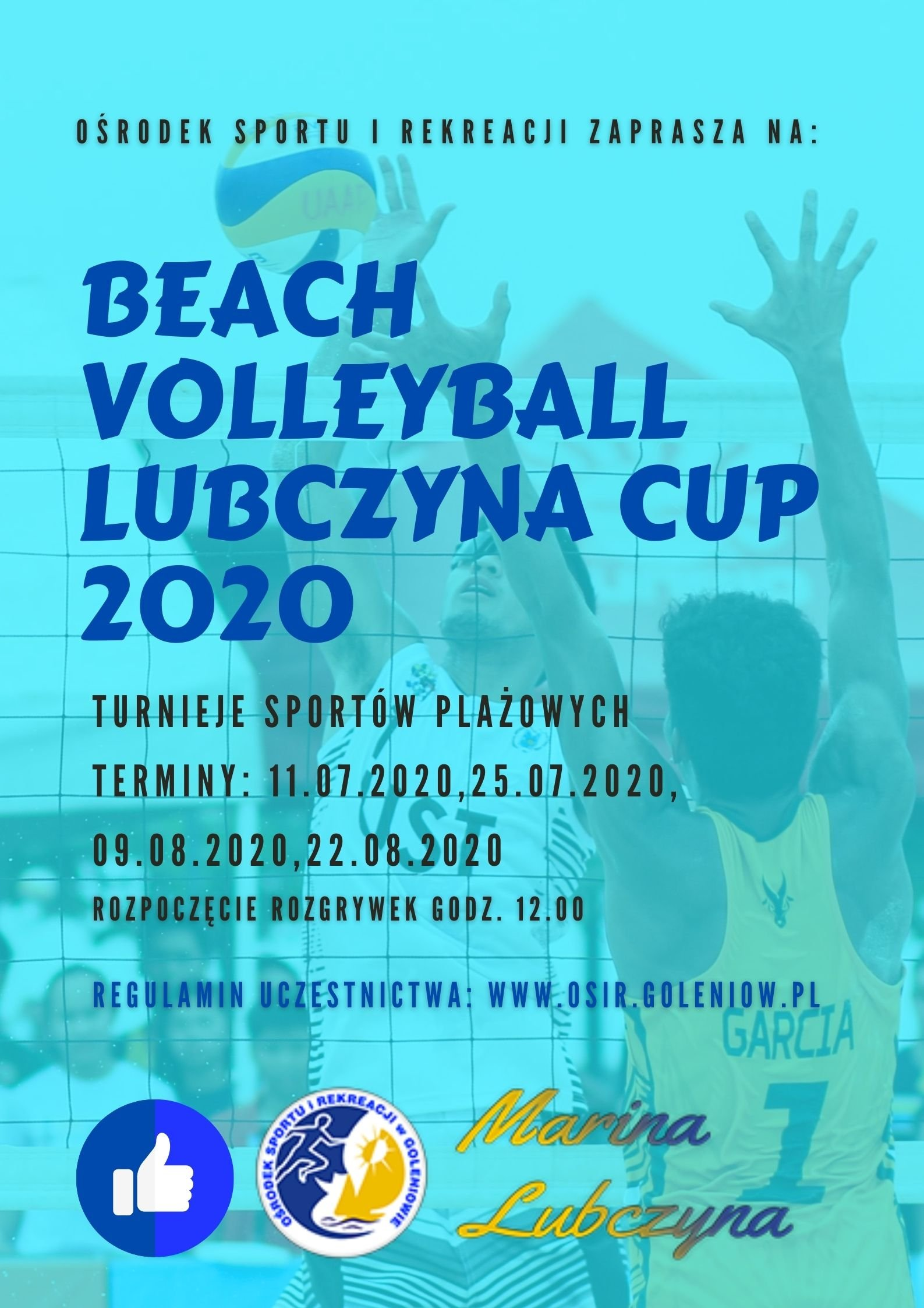 lubczyna volleyball cup 2020