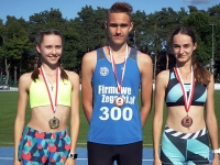 Trzy medale Hanzy