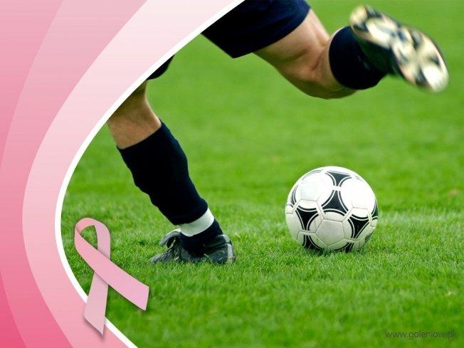 Piłkarze, kibice i amazonki walczą o zdrowie kobiet